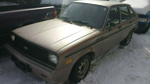 1984 Chevrolet Chevette For Sale
