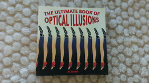 The Ultimate Book of Optical Illusions | Livre | Images | Book