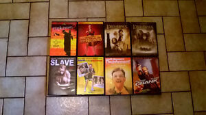 DVD's lots to choose from $3. or 2 for $5.00
