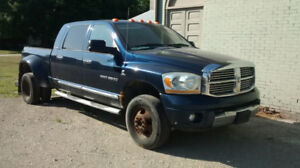 2006 DODGE 3500 TRUCK DUALY