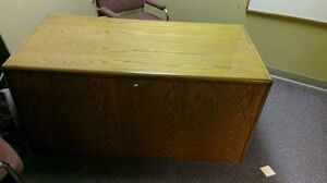 Office Desks/dry erase boards/chairs etc...