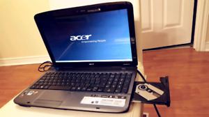 Acer Laptop- Excellent Condition (Brand New)