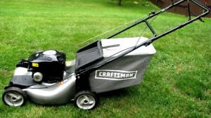 Craftsman Self-Propelled 21 inch
