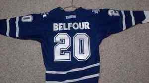 Ed Belfour, Kessel Leafs Jersey size large