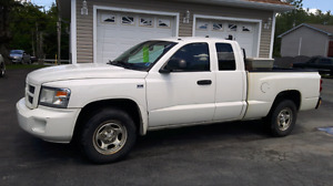 2009 Dodge Dakota 4.7
