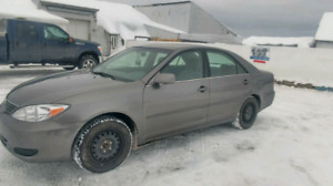 Toyota camry 2002 LE
