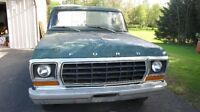 1979 Ford F-150 Pickup with Ownership