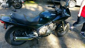 1992 Yamaha xj600s