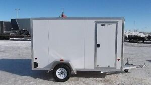 2015 CLEAROUT - 2015 Mission Trailers 5X10+ All Aluminum Cargo