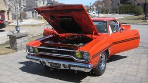 1970 PLYMOUTH GTX & MORE FOR SALE
