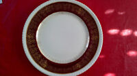 Old Colonial Plate by Sovereign Potters