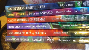 Ghost storie books