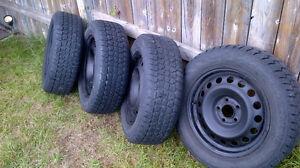 Snow Tires 215/60/R16