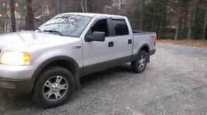 Ford f150 fx4 2005