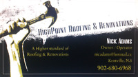 Highpoint roofing & renovations