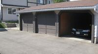 GREAT VALUE!! - Single car Garage by Century Prk LRT!!!