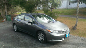 2012 Honda Civic looking for new home