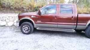2006 f350 king ranch 4x4