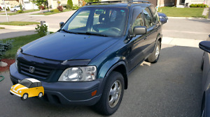 1997 CRV AWD  Certified and E-tested
