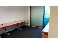 Private, self-contained office in Hackney Central above the Picturehouse Cinema.