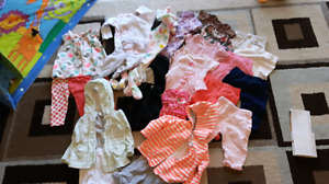 Size 6 month Carters lot