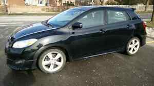 09 Toyota Matrix XR 2.4L 5spd Manual