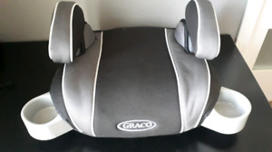 Graco backless booster