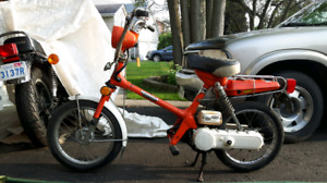 Wanted nc50 (Honda express) parts