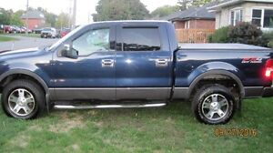 2004 Ford F-150 SuperCrew FX-4 Pickup Truck