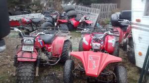 I Buy Honda ATC's Three Wheelers