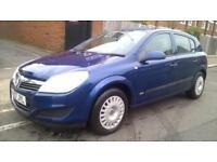 Vauxhall/Opel Astra 1.8i 16v ( 140ps ) ( a/c ) auto 2007MY Life