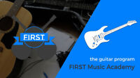 Guitar For Kids (FIRST Music Academy)