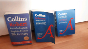 Collins Robert English-French/French-English Dictionary