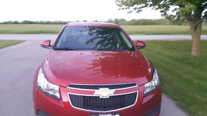 2011 Chevy Cruze LT Turbo LOW MILEAGE