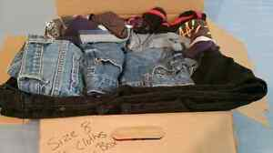 Size 8 girl clothes