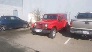 2014 wrangler for sale /trade