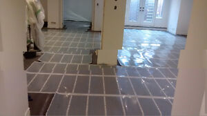 Floor Heating Film 220/240v, 14.8w/sq.ft. St. John's Newfoundland image 7