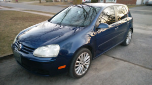 2007 vw rabbit 2.5l