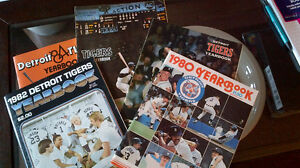 Yearbooks - Detroit Tigers