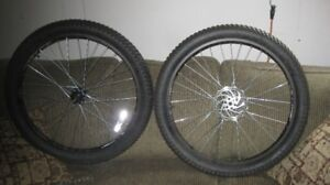 2 nice 28 inch new rims with tires made by CCM for sale