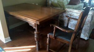 Antique Dining Room Set Buy Amp Sell Items Tickets Or