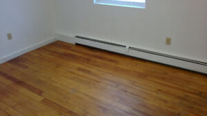 1 and 2 bedroom apartments in AMHERST NS May 1