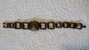 Bronze Fossil Watch (ladies)