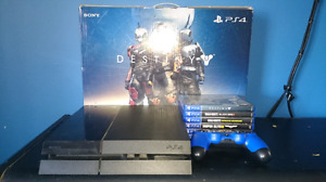 500 gb Ps4 6 games one controller 340