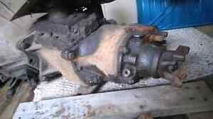 T-150 transmission with Dana 20 case