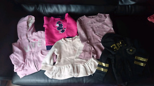 Baby girl clothes. 12-24months