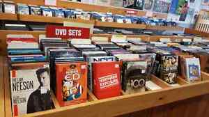 1000's of Blu-Rays+DVDs+CDS☆Buy 3 -get 1 Free!  551 Richmond St. London Ontario image 2