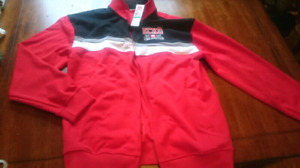 Brand new ecko zip up sweater with tag