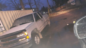 1997 Chevrolet 4x4 extended cab