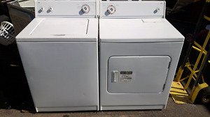 Washer or dryer not working properly?? I can help.